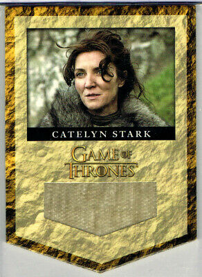 Game Of Thrones Season 2; Catelyn Stark House Banner Relic Card Rs2 242/375