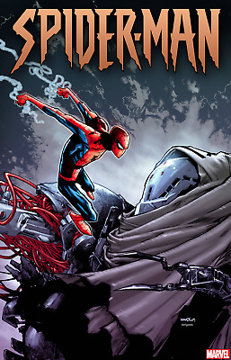 Spider-man #1 Ramos Party Variant Comic Book 2019 - Marvel