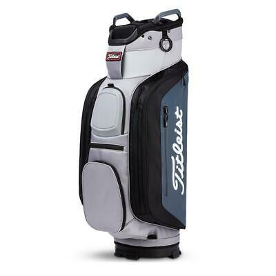 Brand New Titleist 19 Club 14 Cart Golf Bag - Choose Color 14-way Dividers