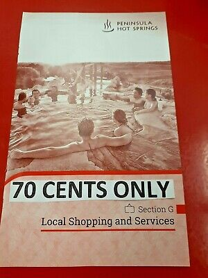 *Melbourne Entertainment Book Voucher Local Shopping & Services** 70 Cents ONLY*