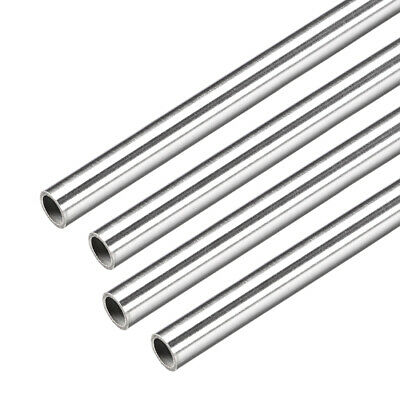304 Stainless Steel Capillary Tube 6.4mm ID 8mm OD 300mm Long 0.8mm Wall