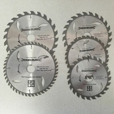 """10/"""" TCT Saw blades 2521 NEW set of two 250 mm"""