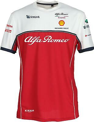 Alfa Romeo Racing F1™ Race Technical T-Shirt 2019