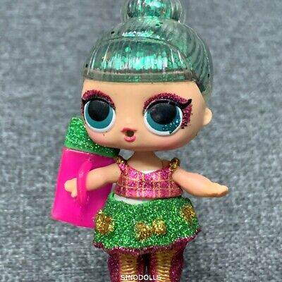 RARE TINSEL LOL Surprise Glitter Globe Winter Disco dolls toys