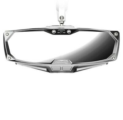 Seizmik LED Halo-RA Cast Rearview Mirror 2.0in. 18020