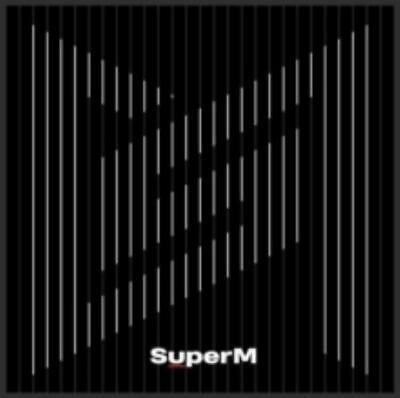 Superm: Superm The 1St Mini Album 'Superm' [United Ver.] (Cd.)