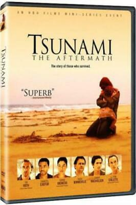 TSUNAMI: THE AFTERMATH (Region 1 DVD,US Import,sealed.)