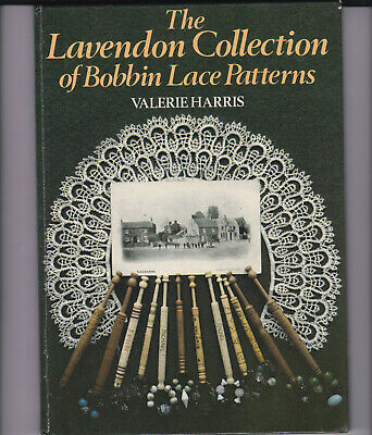 The Lavend0N Collection Of Bobbin Lace Patterns Book