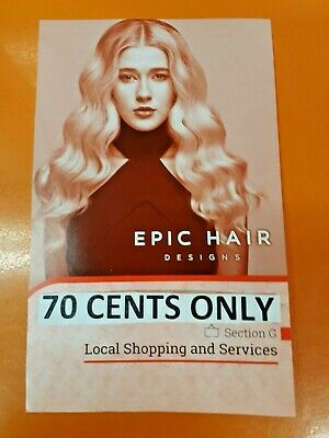 *BRISBANE Entertainment Book Voucher Local Shopping & Services*** 70 Cents ONLY*