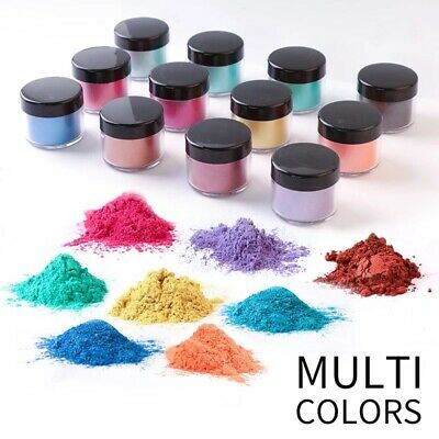 epoxy Mica metallic Pigment Powder Luxury Ultra-Floor /table /countertop