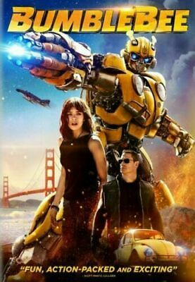 Bumblebee (New,2019,Dvd,Release) Super,Transforming,Action,Free Shipping...