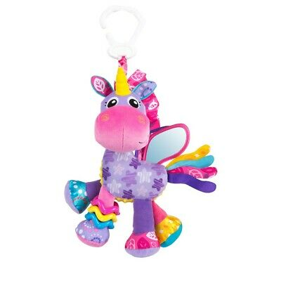 New Activity Friend Unicorn Playgro Infant Kids Baby Safe Toddler Toy Fun