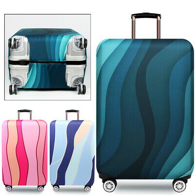 Elastic Travel Luggage Suitcase Spandex Dust-proof Cover Protector For 18''-32