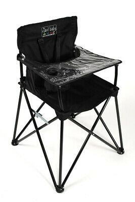 Jamberly HB2000 Ciao! Baby Portable High Chair Black