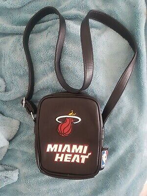 Official NBA Miami Heat Man Bag
