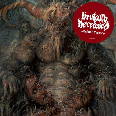 BRUTALLY DECEASED - Satanic Corpse DIGI, NEU