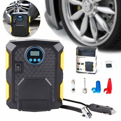 12v Car 150PSI Air Compressor Tyre Portable Electric Digital Inflator Pump UK