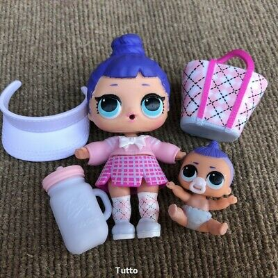 LOL Surprise Caddy Cutie Doll & Lil Caddy Boi Doll Underwrap XMAS GIFTS GIRLS