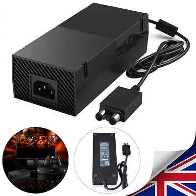 AC Adapter Mains Brick Charger Power Supply Cable Cord For Microsoft Xbox One UK