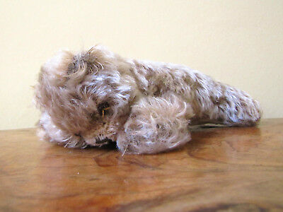 peluche 141_steiff ours couché Floppy Zotty