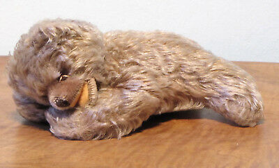 peluche 122_steiff ours couché Floppy Zotty