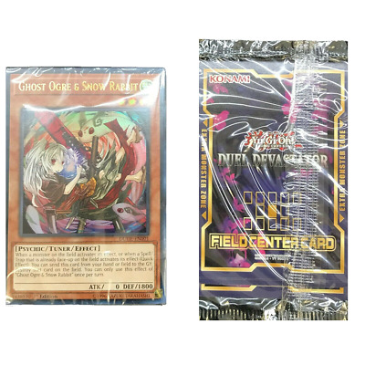 YuGiOh Duel Devastator (NO BOX - Contents Only) Factory Sealed