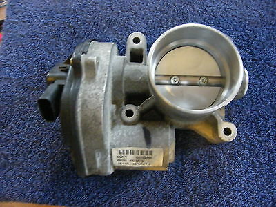 Genuine Ford fiesta st 150 enlarged throttle body 60mm