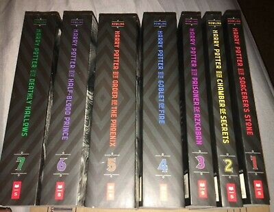 Harry Potter Books 1-7 Special Edition All books brand new