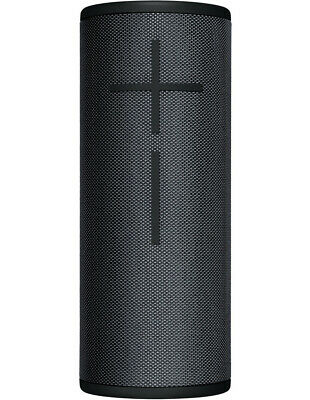 Ultimate Ears Boom 3 Portable Bluetooth Speaker - Night Black
