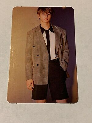 Stray Kids Clé 2: Yellow Wood Official I.N Photocard
