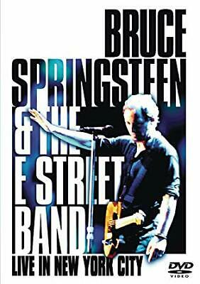 Bruce Springsteen And The E Street Band - Live In New York City (2 DVD)