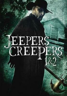 JEEPERS CREEPERS 1 & 2 (Region 1 DVD,US Import,sealed.)