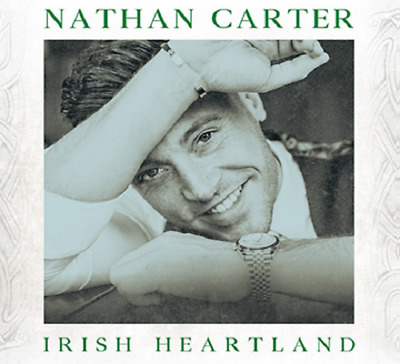 NATHAN CARTER IRISH HEARTLAND CD (New Release November 15th 2019) - PRE-ORDER
