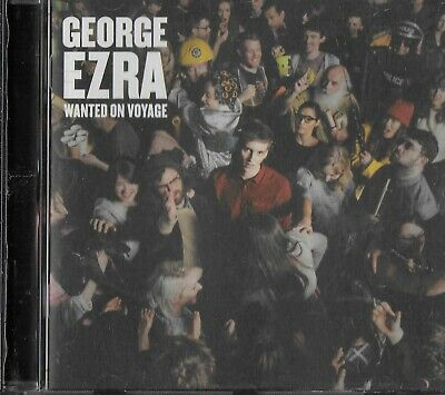 George Ezra Wanted On Voyage Excellent 12 Track Cd Budapest Blame It On Me