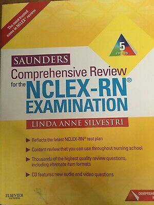 saunders comprehensive review for the nclex-rn 5th Edition