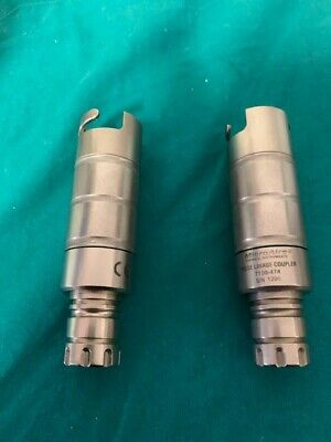 Microaire Pulse Lavage Coupler Ref. 7100-474 Pre Owned
