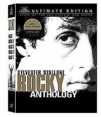 The Rocky Anthology (Ultimate Edition 6 Disc Box Set) (5.1/DTS) [... - DVD  GEVG