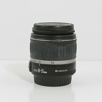 CANON EF-S 18-55mm 1:3.5-5.6 IS II ZOOM LENS