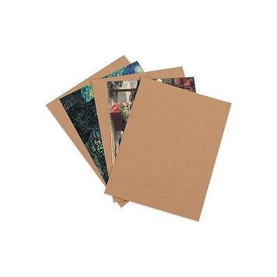 "Chipboard Pads, 12"" x 12"", Kraft, 625/Case"