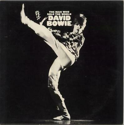 David Bowie The Man Who Sold The World - 2nd + Inner UK vinyl LP album record
