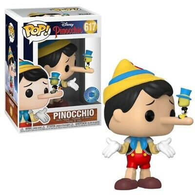 Disney Pinocchio With Jiminy Cricket Special Edition (#617) Funko Pop! Awesome!!