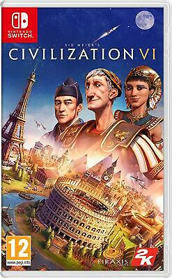 Sid Meier's Civilization VI (Nintendo Switch, 2018)