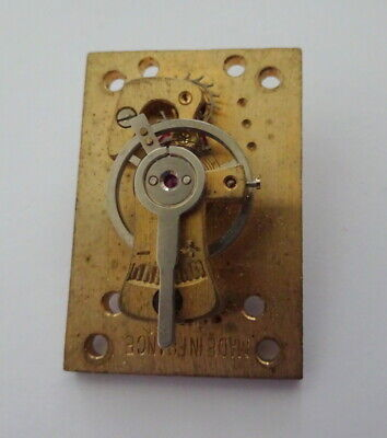 Vintage Platform Escapement -  Clock Part, MADE IN FRANCE