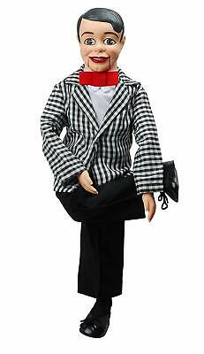 Danny O'Day Dummy Ventriloquist Doll, Voice of Nestle Chocolate
