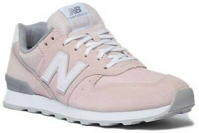 NEW BALANCE WL520 rosa oder grau Damen Wildleder Low-Top ...