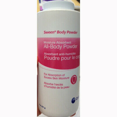 Coloplast 505 Sween Baby Powder
