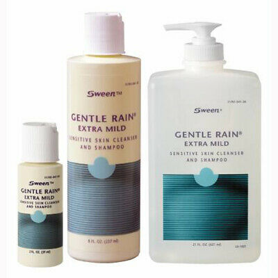 Coloplast 7234 Gentle Rain Shampoo and Body Wash-12/Case
