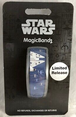 Disney Parks Star Wars Galaxy's Edge Black Spire Outpost Magic Band 2 WDW - NEW