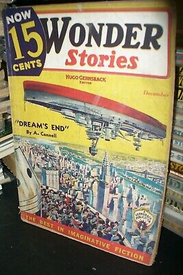 Wonder Stories Us Edition, December 1935 [1 Issues]