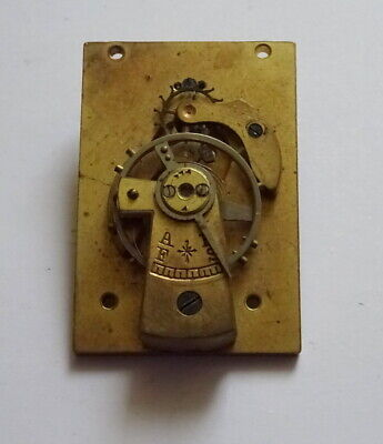 Vintage Platform Escapement -  Clock Part, ,Spares-Repair
